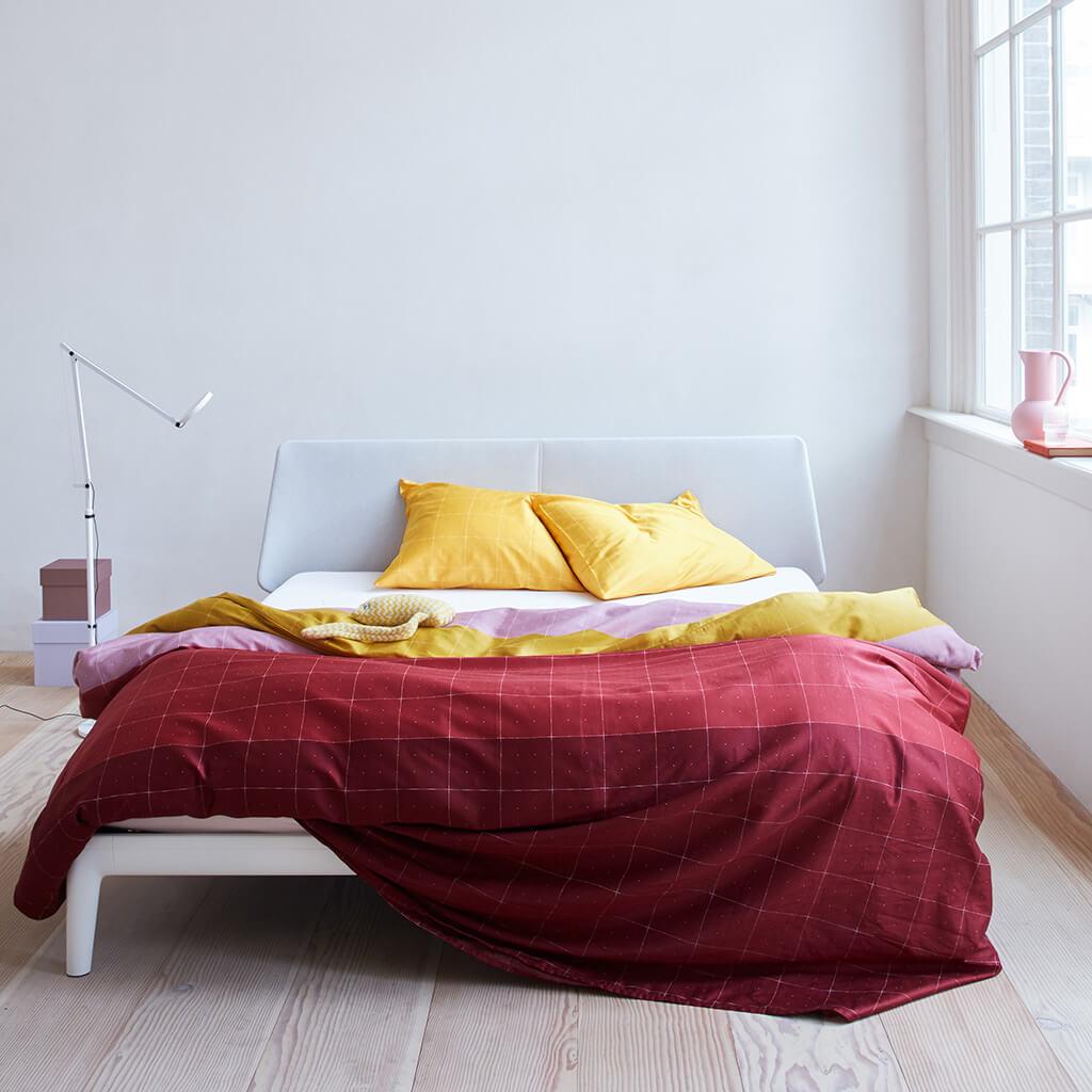 Housse de couette Berlin red bed