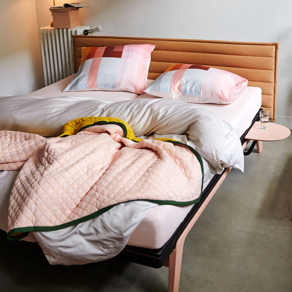 Amon Ra bedspread Yellow overview