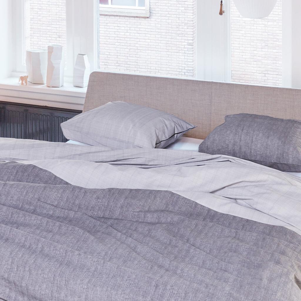 Cardigan dekbedovertrek bed