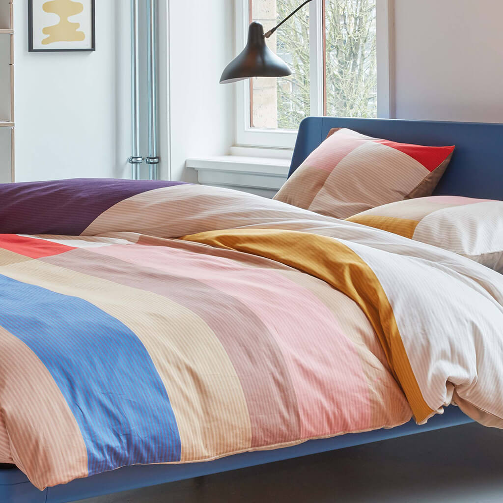 Gallery dekbedovertrek bed