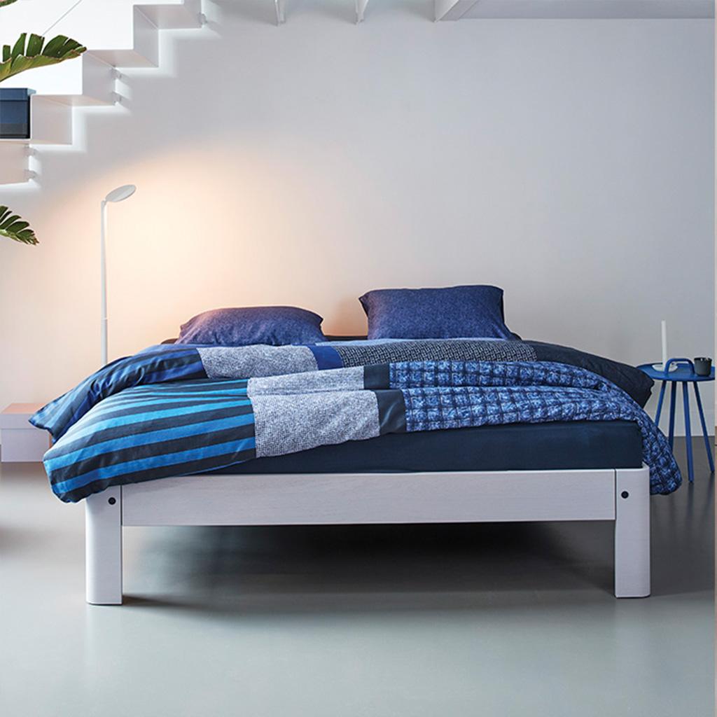 Housse de couette Soho blue lit