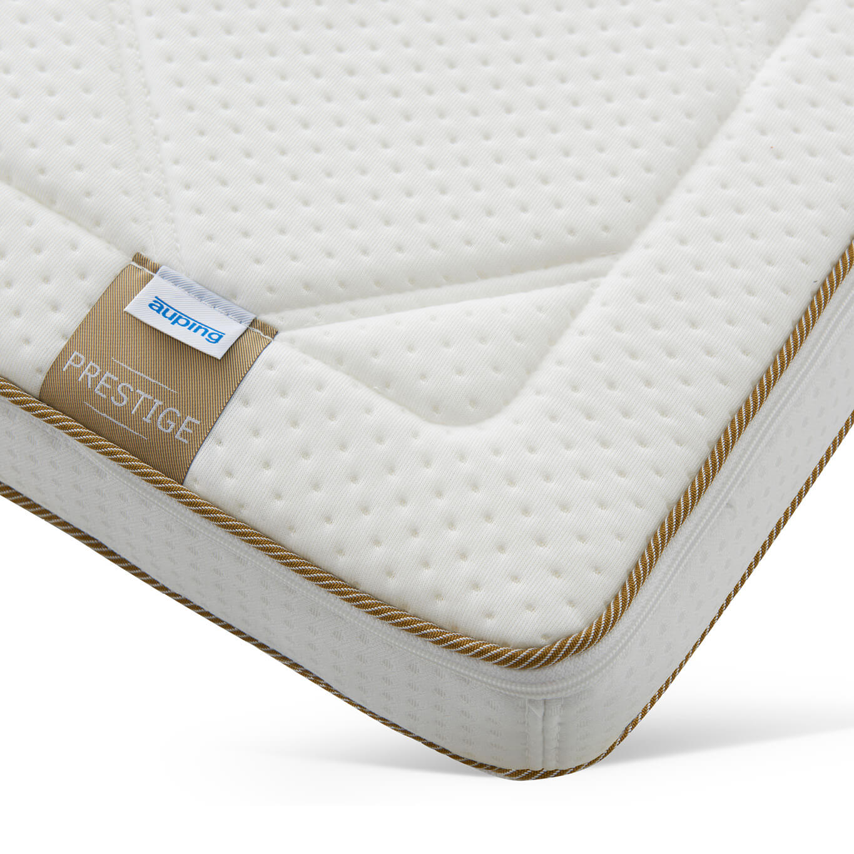 Prestige mattress topper single corner 4