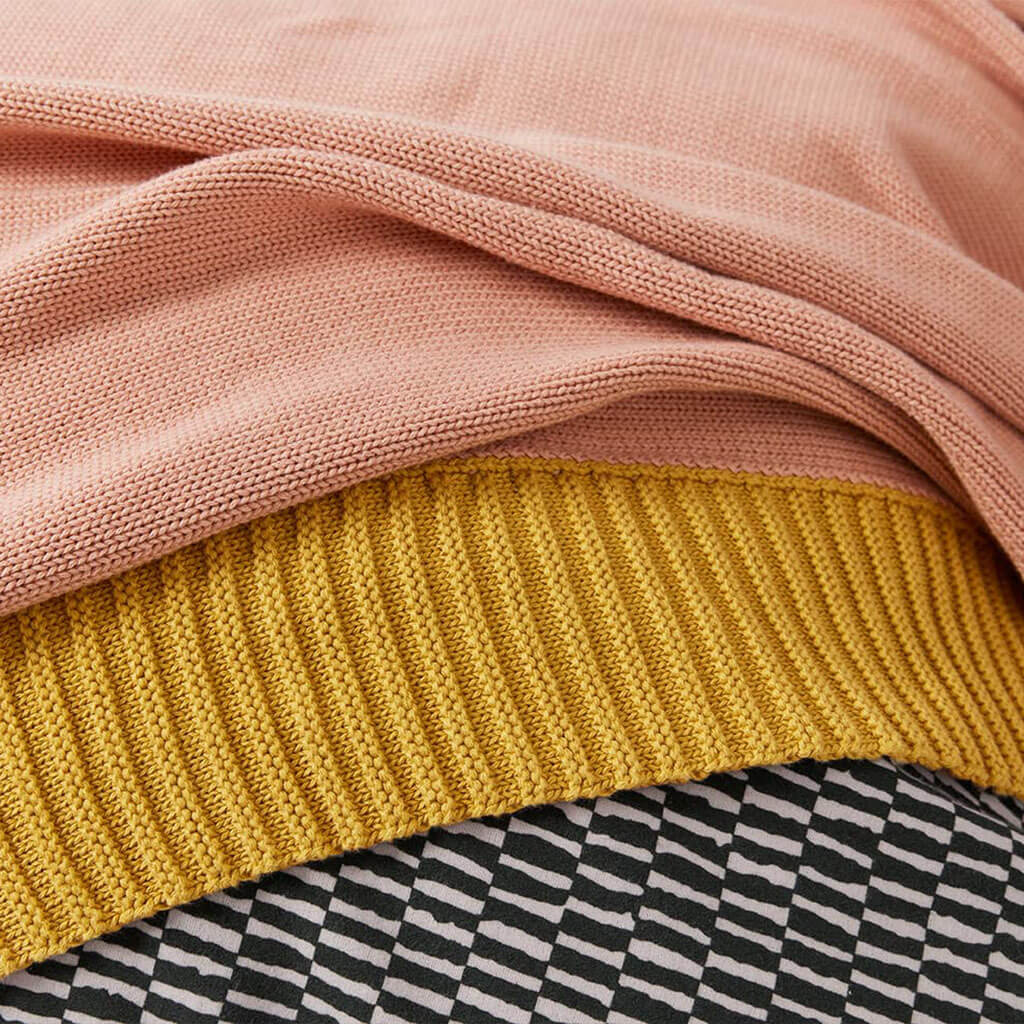 Troy bedsprei Soft Pink packshot