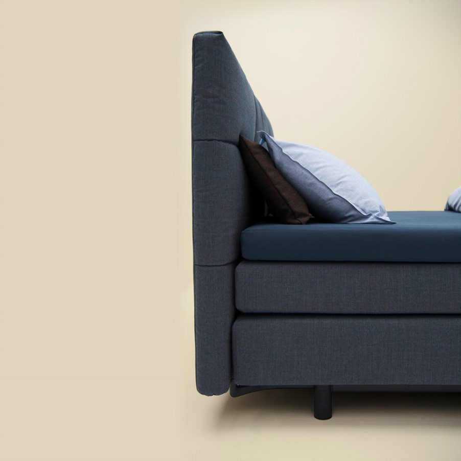 Topper Comfort für Doppelbett Box zoom 2