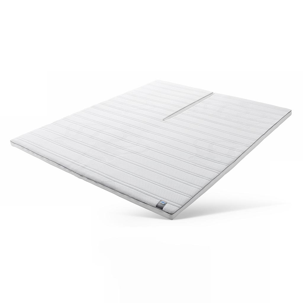 Comfort split mattress topper Pack wide 1