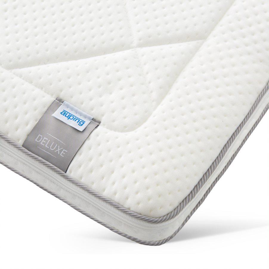 Deluxe mattress topper single corner 4