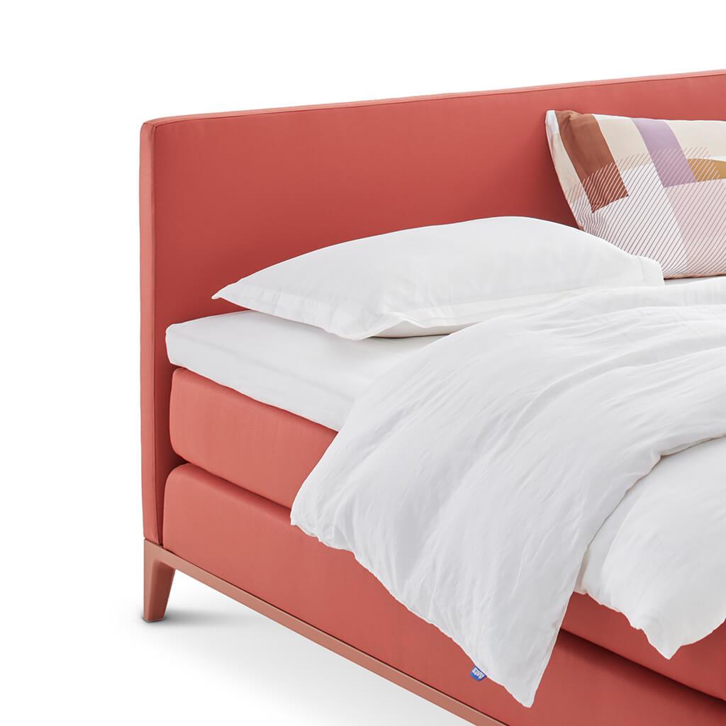 Prestige mattress topper single boxspring 3